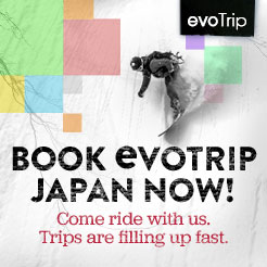 evoTrip Japan Book Now!