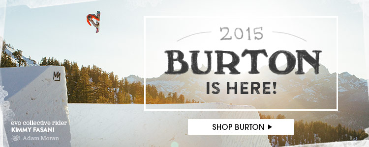 2015 Burton is Here!