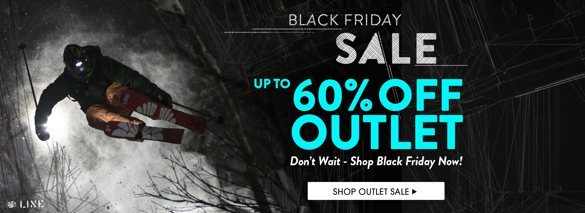 Black Friday. Up to 60% Off. Shop Now!