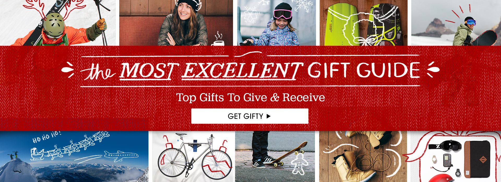 Shop the Most Excellent Gift Guide