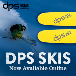 DPS Skis - Now Available Online!
