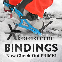 Karakoram Bindings - Check out PRIME now!
