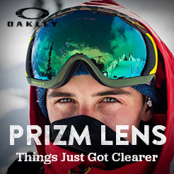 Oakley Prizm Lens. Things Just Got Clearer.