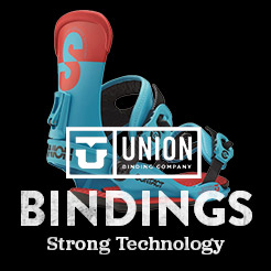 Union Bindings - Strong Technology