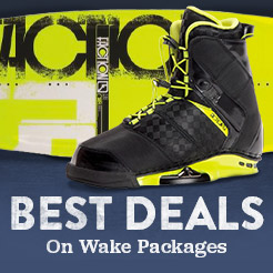 Best Deals on Wake Packages