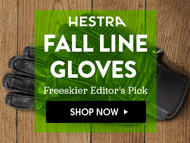 Hestra Gloves.