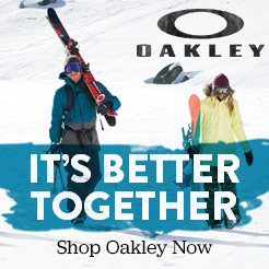It's Better Together. Shop Oakley.