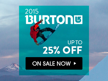 2015 Burton. On Sale Now.