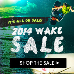 2014 Wake Sale. It's All On Sale!