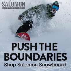 Push the Boundaries. Shop Salomon Snowboard.