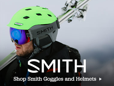 Smith. Shop Smith Goggles and Helmets.