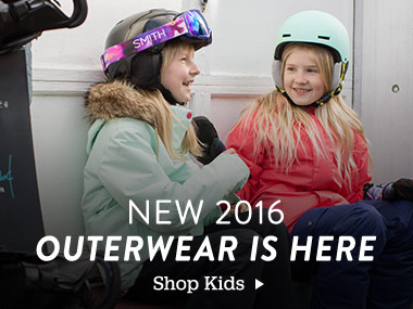 New 2016 Outerwear Is Here. Shop Kids