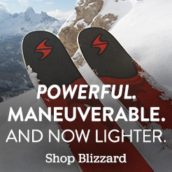 Blizzard. Powerful. Maneuverable. And Now Lighter. Shop Blizzard Now.