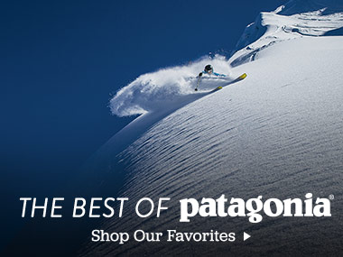 The Best Of Patagonia. Shop Our Favorites.