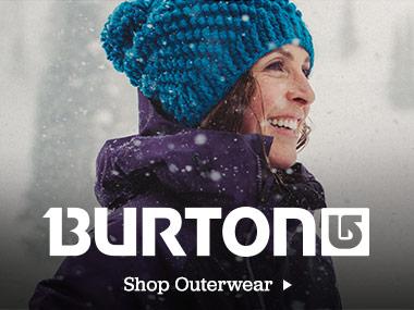 Burton. Shop Women's Outerwear.