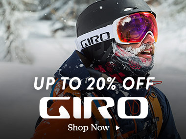 Up To 20% Off Giro. Shop Now.