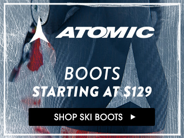 Boots starting at $129. Shop Ski Boots.