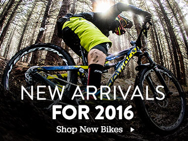 New Arrivals for 2016. Shop New Bikes.