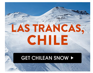 Las Trancas, Chile - Snow