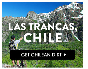 Las Trancas, Chile- Bike