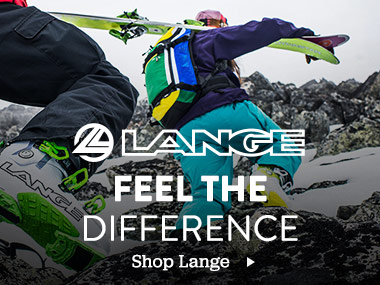Lange. Feel the difference. Shop Lange.