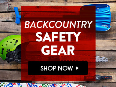 Shop Backcountry Safety Gear.