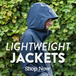 Lightweight Jackets. Shop Now.