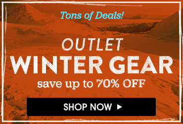 Up To 70% Off Outlet Winter Gear. Shop Now.