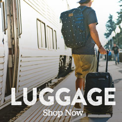 Luggage. Shop Now.