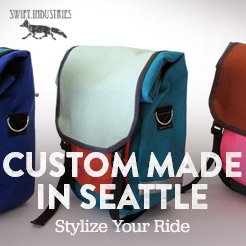 Custom Made In Seattle.