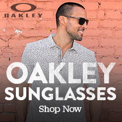 Oakley Sunglasses. Seeting new standards.