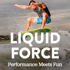 Get your daily dose with Liquid Force. Shop Wakesurf now.