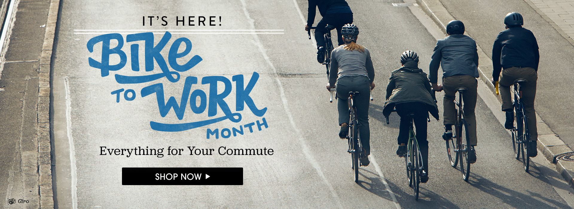 Bike to Work Month Is Here! Get Everything for Your Commute. Shop Now.