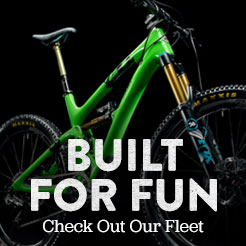 Built For Fun. Check Out Our Fleet.