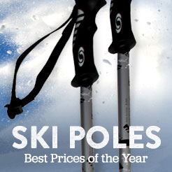 Ski Poles. Best Prices of the Year.