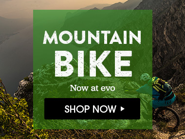 Welcome Mountain Bike. Now At evo.