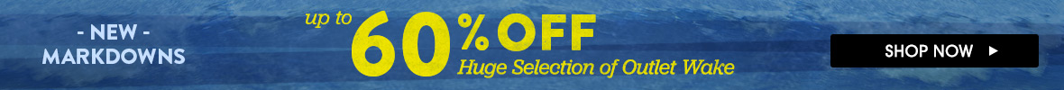 New Markdowns! Up to 60% Off Huge Selection of Outlet Wake. Shop Now.