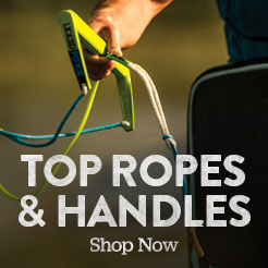 Top Ropes and Handles. Shop Now.