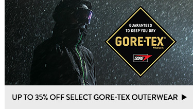 Up to 35% Off Select GORE-TEX Outerwear