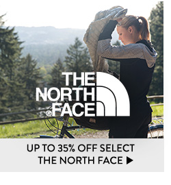 Up to 35% Off Select The North Face