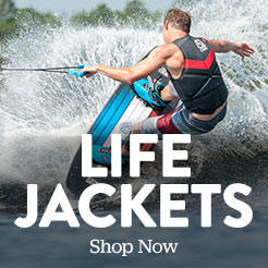 Life Jackets. Shop Now.