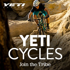 Yeti Cycles. Join the Tribe and shop now.