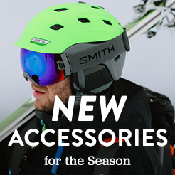 New Accessories for the Season