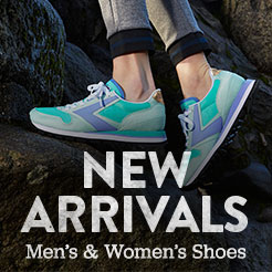 New Arrivals. Mens and Women's Newest Shoes