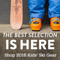 The Best Selection is Here. Shop 2016 Kids' Ski Gear Now.