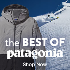 The Best of Patagonia. Shop Now.