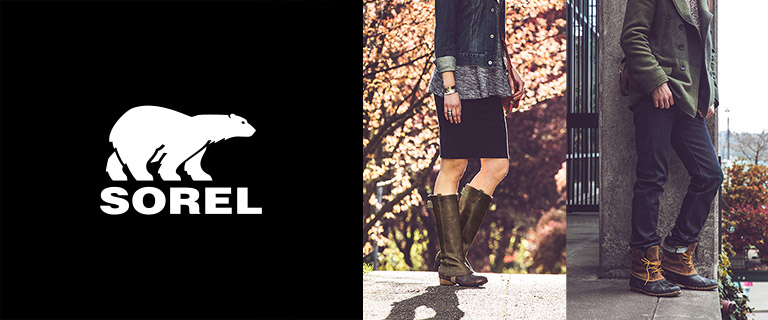 New Sorel Boots For Fall.