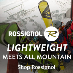 Rossignol Expands Air Tip Technology for a Lightweight All-Mountain Ride