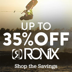 Up to 35% Off Ronix. Shop the savings.