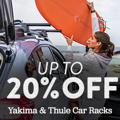 Up to 20% off Thule & Yakima. Shop car racks
